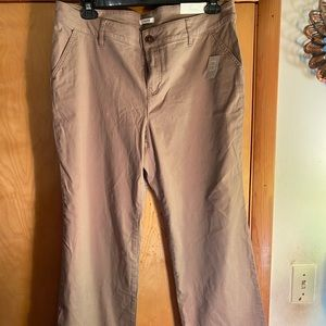 New with tags Chino wide leg